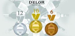 Delor, erfolgreicher Medaillensammler 2019