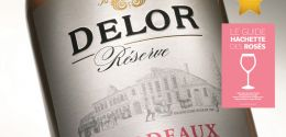 1 star in the Guide Hachette des Rosés 2020 for Delor Réserve 2018!