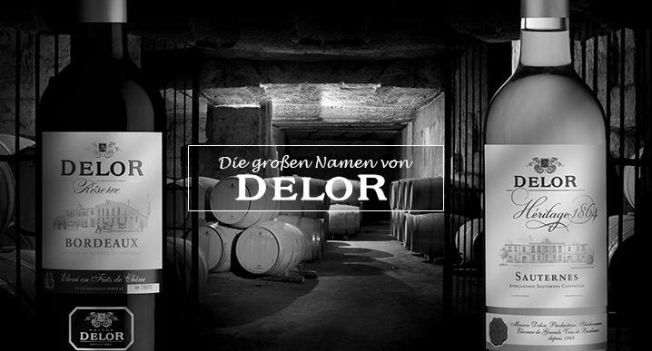 Die großen Namen von Delor
