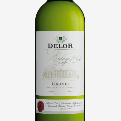 Graves_blanc-Delor_Heritage_1864-vin_Bordeaux