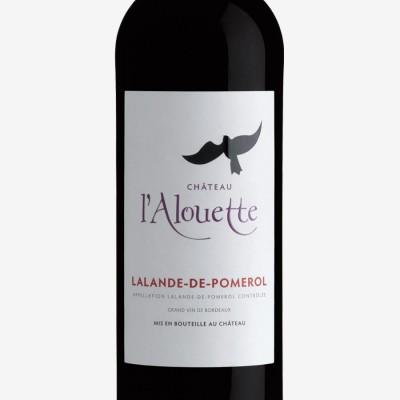 Lalande_de_Pomerol-Alouette_château-vin_Bordeaux