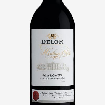 Margaux-Delor_Heritage_1864-vin_Bordeaux