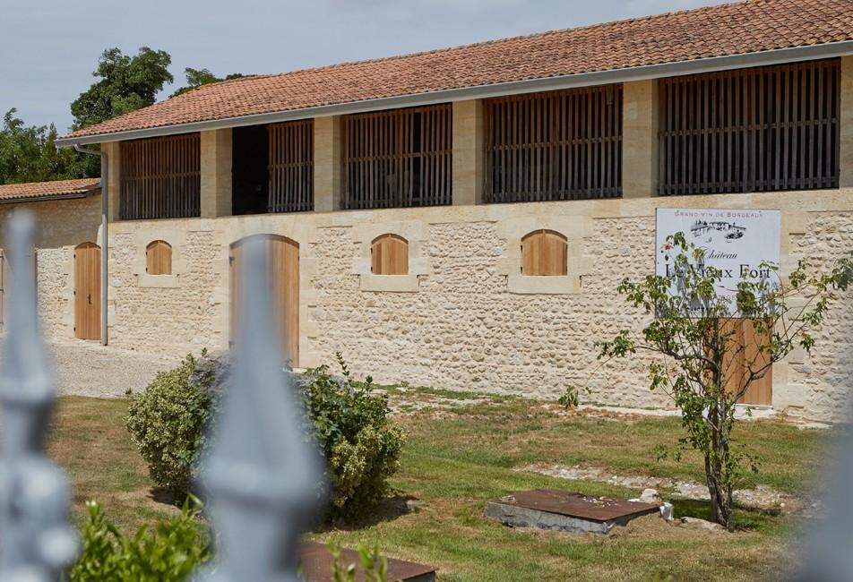 Château Le Vieux Fort