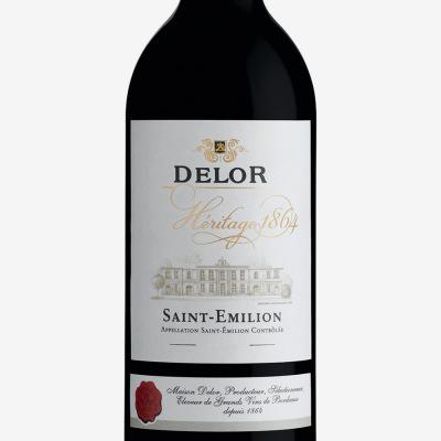 Saint_Emilion-Delor_Heritage_1864-vin_Bordeaux
