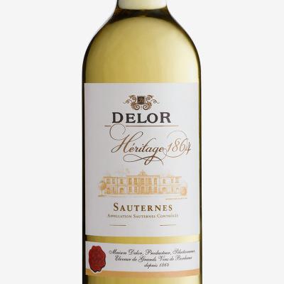 Sauternes-Delor_Heritage_1864-vin_Bordeaux