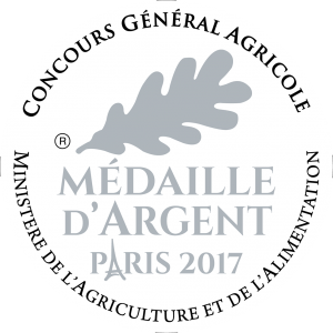 Medaille Argent 2017